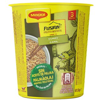 Maggi Pasta Oriental Currys tészta 61,5 g