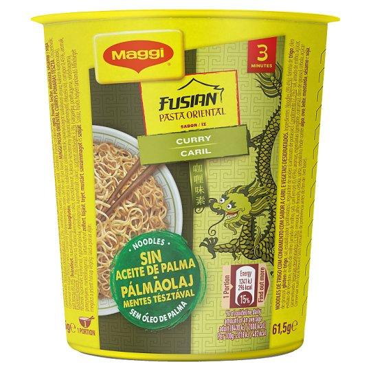 Maggi Pasta Oriental Curry Flavoured Pasta 61,5 g