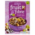 Tesco búzapehely, aszalt gyümölcsök és diófélék keveréke hozzáadott vitaminokkal és vassal 500 g