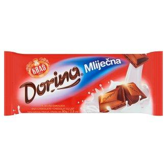 Kraš Dorina tejcsokoládé 80 g
