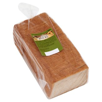 Royal Sandwich Bread with Rye 500 g