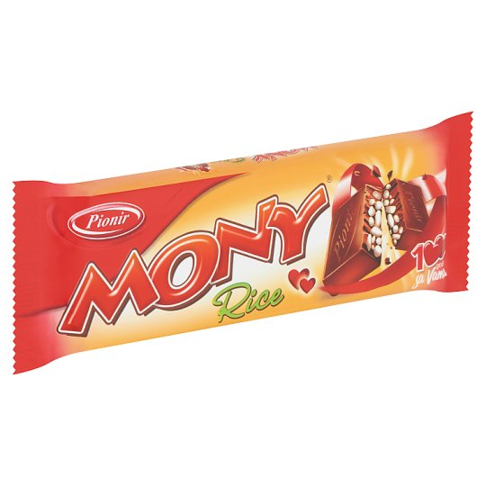 Mony Cocoa Cream Product with Puffed Rice 75 g
