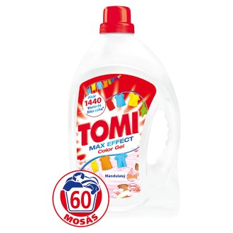 Tomi Almond Milk Color Detergent Gel 60 WL 3,96 l