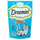 Dreamies Complementary Pet Food for 8 Weeks+ Cats with Salmon 60 g