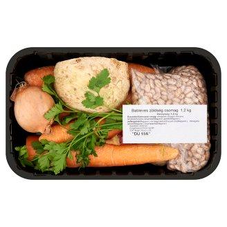 Bableves zöldség csomag 1,2 kg