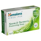 Himalaya Herbals bőrvédő nim és kurkuma szappan 75 g