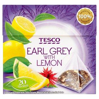 Tesco Earl Grey with Lemon Tea 20 Tea Bags 36 g