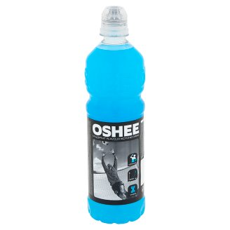 Oshee Multifruit Flavour Still Isotonic Drink with Addition of Vitamins 0,75 l
