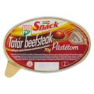Snack Szeged tatár beefsteak pástétom, tépőzáras 70 g