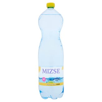 Mizse Lemon Flavoured Drink from Mineral Water with Sweeteners 1,5 l
