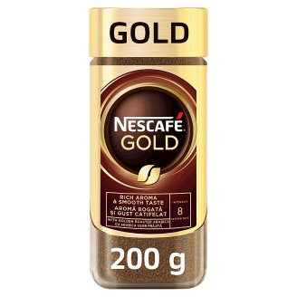 Nescafé Gold Instant Coffee 200 g