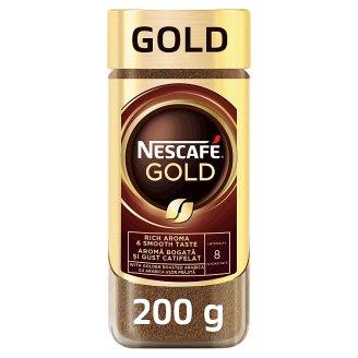 Nescafé Gold azonnal oldódó kávé 200 g