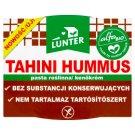 Lunter humusz kenőkrém tahinival 115 g