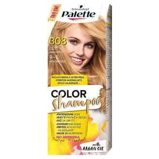 Schwarzkopf Palette Color Shampoo hajszínező 9-5 aranyszőke (308)
