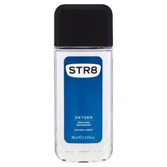 STR8 Oxygen hajtógáz nélküli pumpás dezodor 85 ml