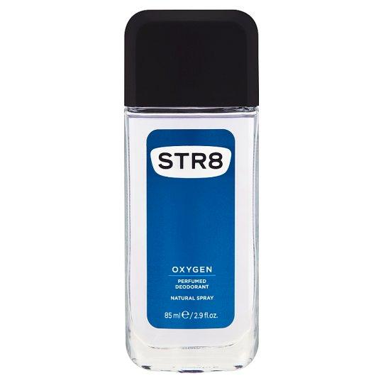 STR8 Oxygen Perfumed Deodorant Natural Spray 85 ml