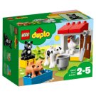 LEGO DUPLO Town Farm Animals 10870