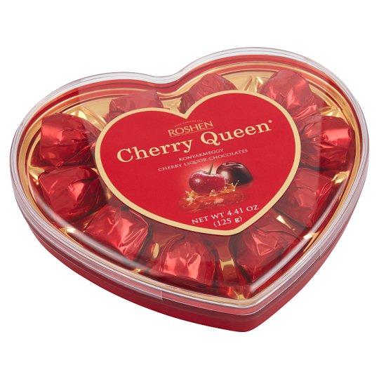 Roshen Cherry Queen konyakmeggy 125 g
