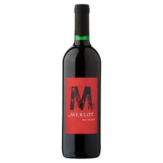 Merlot Sweet Red Wine 10% 750 ml