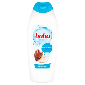 Baba Cocoa Oil Bath Foam 750 ml