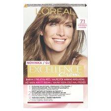 image 1 of L'Oréal Paris Excellence Creme 7.1 Ash Blonde Permanent Hair Colorant
