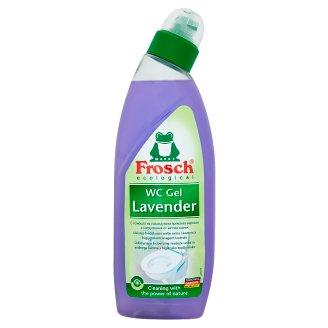 Frosch Ecological levendulás WC gél 750 ml
