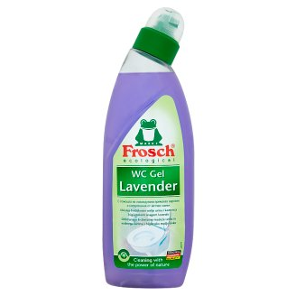 Frosch Ecological Lavender WC Gel 750 ml