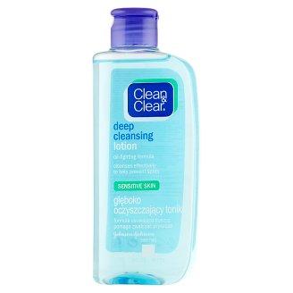 Clean & Clear arctisztító tonik érzékeny bőrre 200 ml