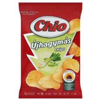 Chio újhagymás burgonyachips 75 g