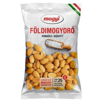 Mogyi Roasted, Salted Peanuts 170 g