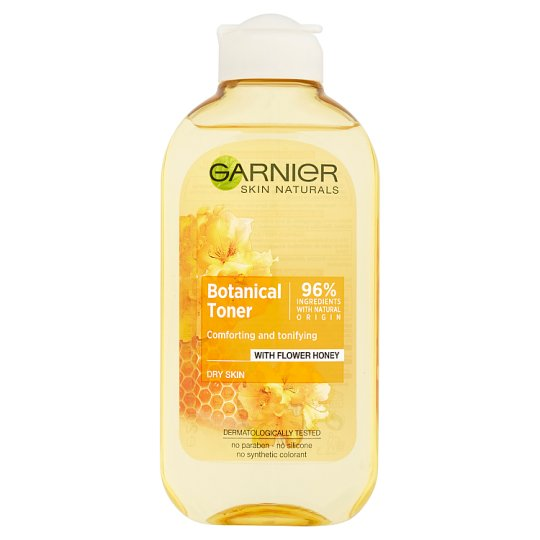 Garnier Skin Naturals Botanical Toner with Flower Honey 200 ml