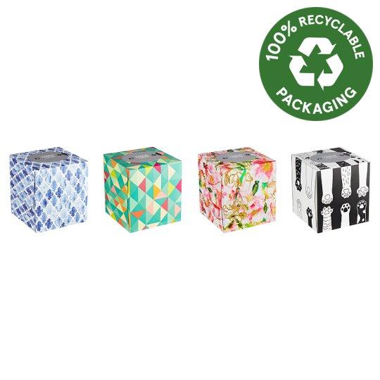 Tesco papír zsebkendő 3 rétegű 56 db