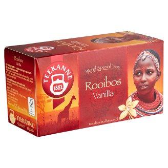 Teekanne World Special Teas Flavoured Rooibos Tea with Vanilla Taste 20 Tea Bags 35 g