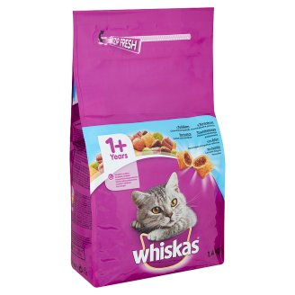 Whiskas Complete Pet Food for Adult Cats with Tuna 1,4 kg