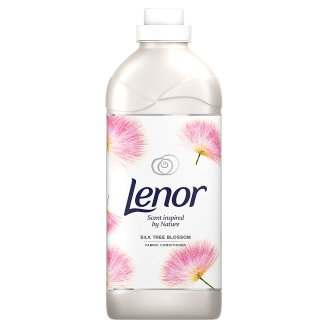 Lenor Fabric Conditioner Silk Tree Blossom Inspired By Nature 46 Washes