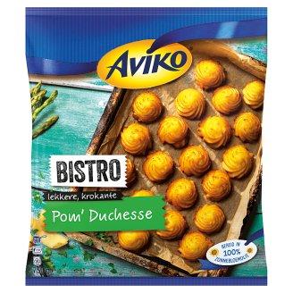 Aviko Bistro elősütött és gyorsfagyasztott hercegnőburgonya 750 g