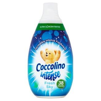 Coccolino Intense szuperkoncentrált öblítő Fresh Sky 38 mosás 570 ml