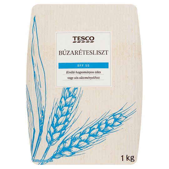 Tesco Wheat Pastry Flour BFF 55 1 kg
