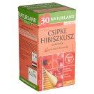 Naturland Életmód Rosehip-Hibiscus Tea Blend 20 Tea Bags 60 g