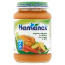 Hamánek Potato with Chicken & Vegetables Food for Babies 6+ Months 190 g