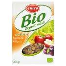 Emco BIO hagyományos müzli gyümölcsdarabokkal 375 g