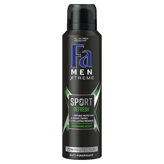 Fa Men Xtreme Sport Refresh izzadásgátló deospray 150 ml