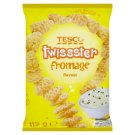 Tesco Twissster Fromage Flavoured Chips 115 g