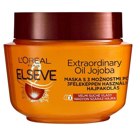 L'Oréal Paris Elseve Extraordinary Oil gazdag hajpakolás 300 ml