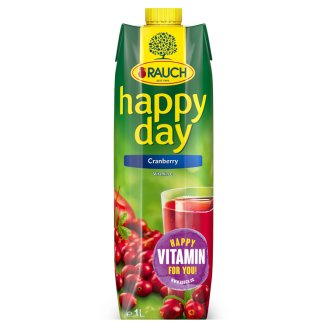 Rauch Happy Day Cranberry Juice 1 l