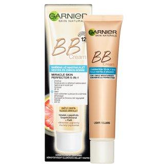 image 2 of Garnier Skin Naturals Light Shade BB Cream for Mixed and Oily Skin SPF 20 40 ml