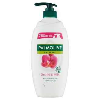 Palmolive Naturals Exotic Orchid Shower Cream 750 ml