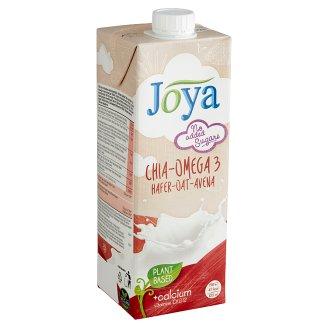 Joya Oats UHT zabital chiaolajjal, kalciummal, D2- és B12-vitaminokkal 1 l