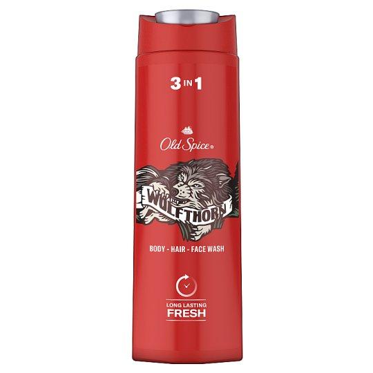 Old Spice Wolfthorn Shower Gel For Men 400ml
