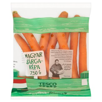 Tesco Hungarian Carrot 750 g
